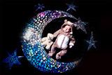 Фотосессия младенца «Ночные странствия»